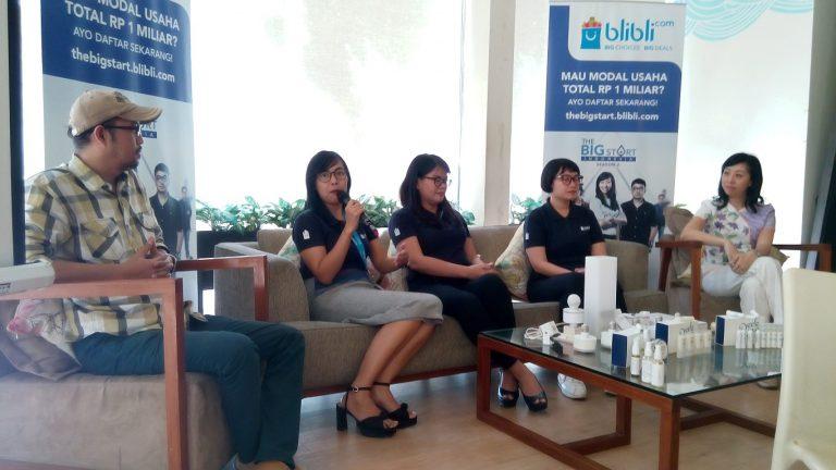 Blibli.com Kembali Gelar The Big Start Indonesia dengan Hadiah Total 1 Miliar