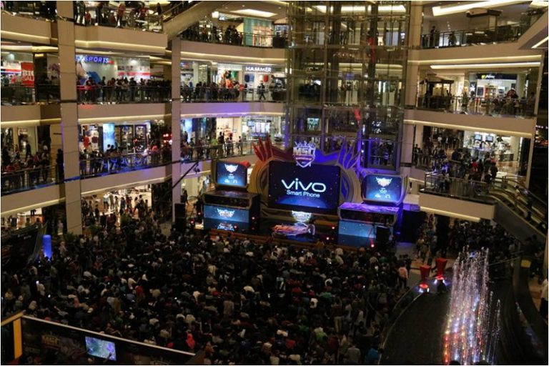 Vivo Sukses Jadi Sponsor Mobile Legend SEA Cup (MSC) 2017