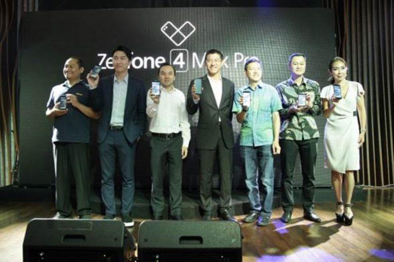 ASUS ZenFone 4 Max Pro Resmi Hadir di Indonesia, Harganya Tidak Sampai Rp 3 Juta