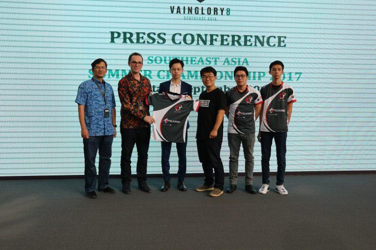 Telkomsel Dukung Kompetisi Vainglory Asia Tenggara