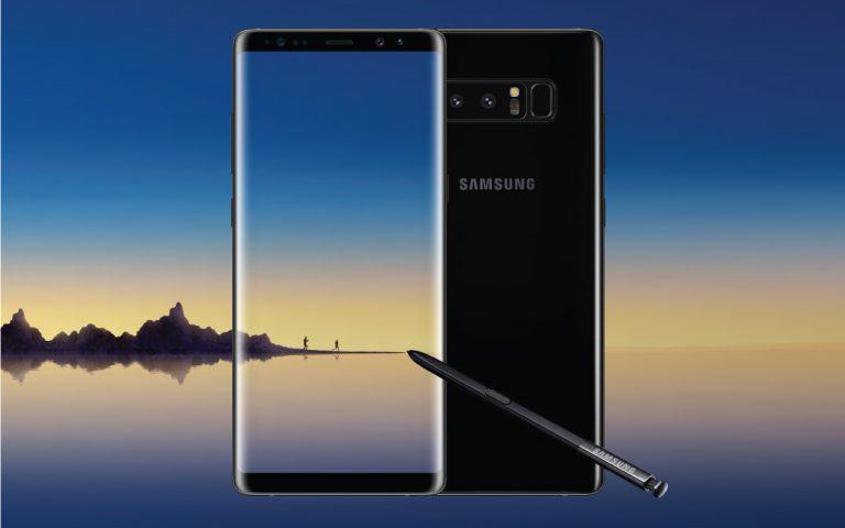 8-18 September 2017, Smartfren Buka Pemesanan Paket Bundling Samsung Galaxy Note8