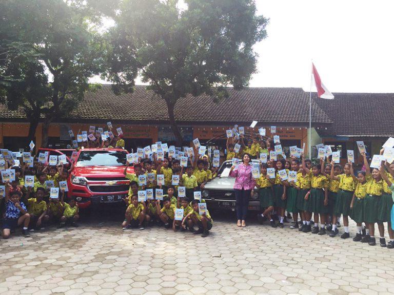 """Chevrolet Lanjutkan Program Komik """"Liburan Aman bersama Chevrolet"""" di Jawa Timur"""