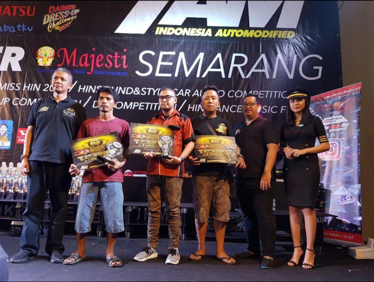 Ini Dia Tiga Mobil Modifikasi Terbaik IAM MBtech Semarang 2017