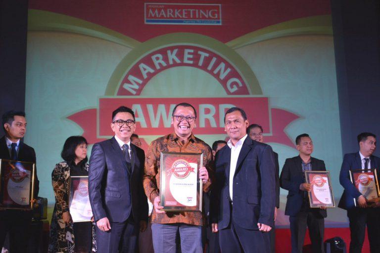 Toyota-Astra Motor Raih Dua Penghargaan di Marketing Award 2017