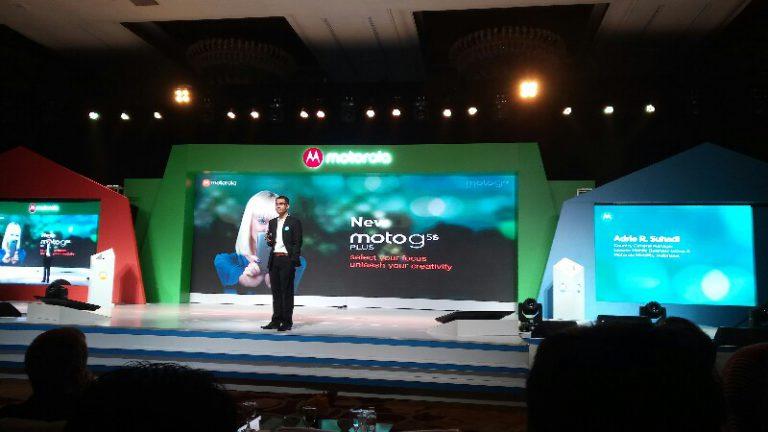 Moto G5S Plus Melenggang di Indonesia, Dual-camera Jadi Andalan