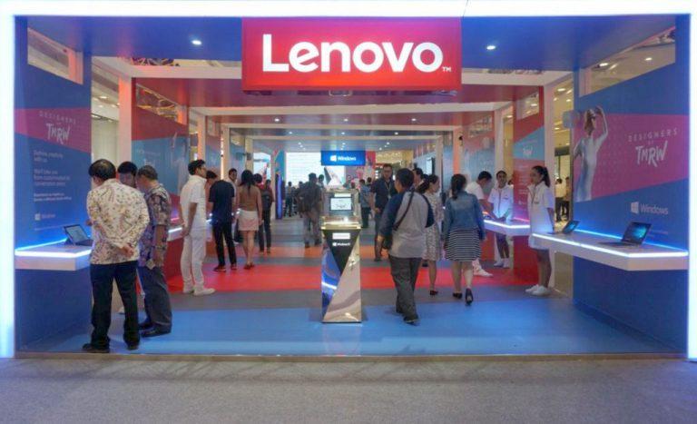 Ini Rangkaian Produk Andalan Lenovo yang Hadir di Acara 'Citizens of TMRW'
