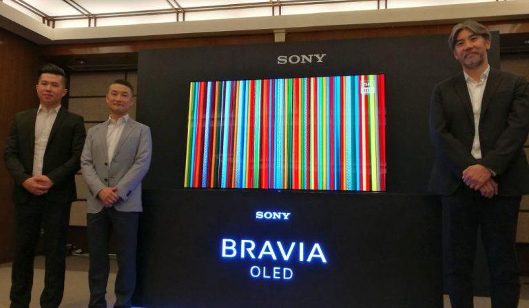 Sony Bravia OLED A1: Smart TV 4K Ergonomis dengan Gambar Super Tajam dan Sistem Audio Inovatif
