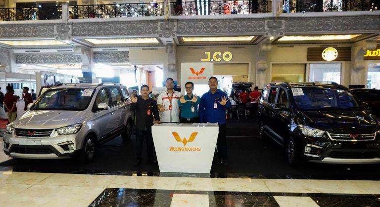 Wuling Motors Perkenalkan Confero di Jogjakarta