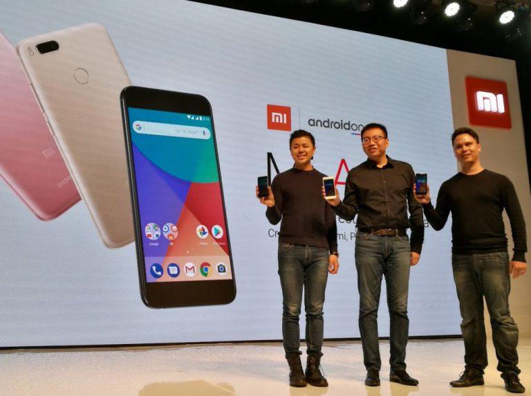 Absen Dua Tahun, Xiaomi 'Comeback' dengan Smartphone Dual Camera Mi A1 Seharga Rp 3 Jutaan