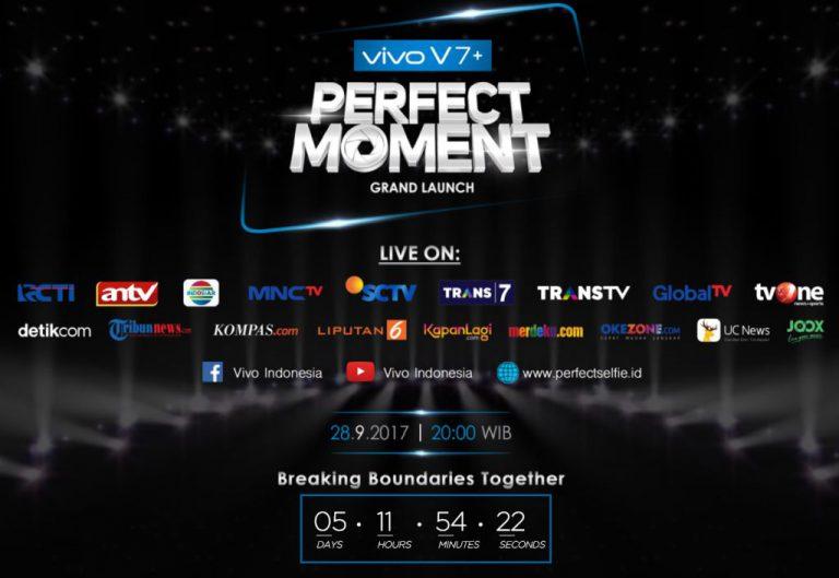 Rilis 28 September, Vivo V7+ akan Dibekali Kamera Selfie dengan Megapixel Tertinggi