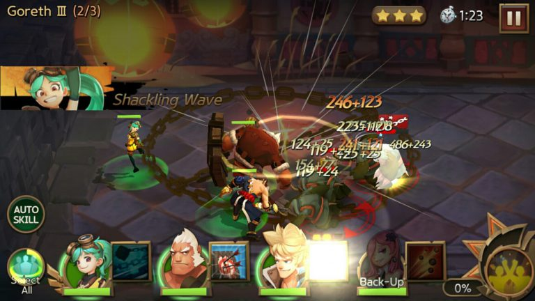 Review Hunter's League: Asyik Dimainkan dan Indah Visualnya