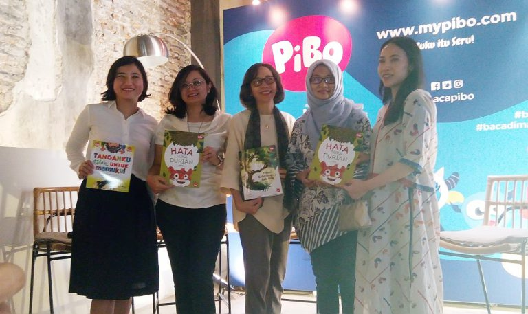 Tumbuhkan Minat Baca Anak, PIBO Luncurkan Aplikasi Membaca