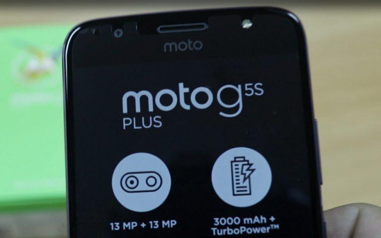 Ribuan Moto G5S Plus Sold Out Sebelum Masa Pre Order Selesai