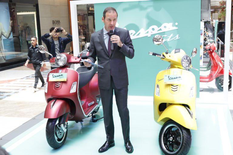 Lengkapi Lini Produknya di Indonesia, Piaggio Hadirkan Roda Tiga MP3 500 dan Dua Vespa GTS