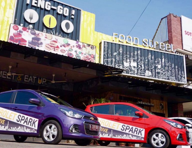 Tertarik Test Drive All-New Chevrolet Spark? Ayo Ikutan Chevrolet Spark N Drive
