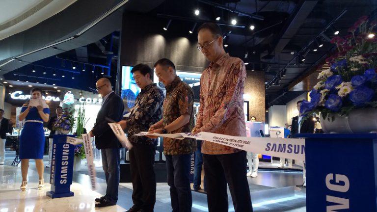 Store Premium Samsung dan Terbesar di Asia Tenggara Hadir di Jakarta