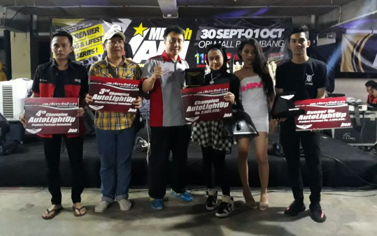 Autovision Autolight Up Contest 2017 Sukses Digelar Di Kota Palembang