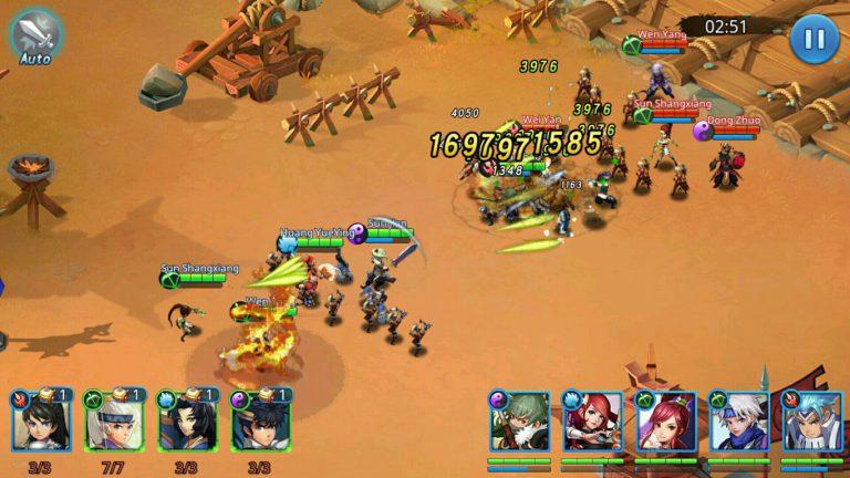 Review Warlords Heroes Return: Pertempuran Antar-Pasukan Tiga Kerajaan