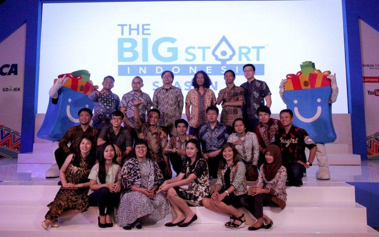 Blibli.Com Umumkan 20 Finalis The Big Start Indonesia 2017