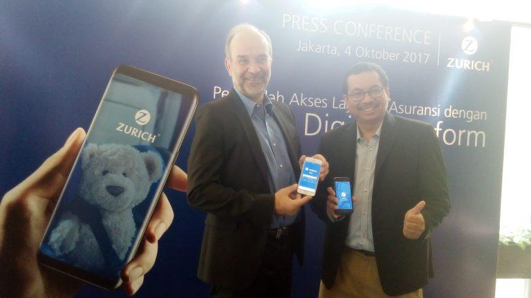 Zurich Indonesia Hadirkan Rangkaian Platform Layanan Asuransi Digital