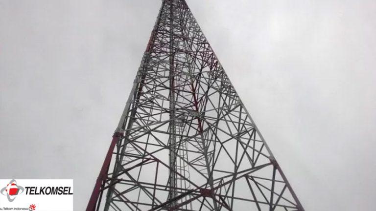 Telkomsel Bangkitkan Eksistensi Negeri dengan Pembangunan Infrastruktur di Kawasan Perbatasan