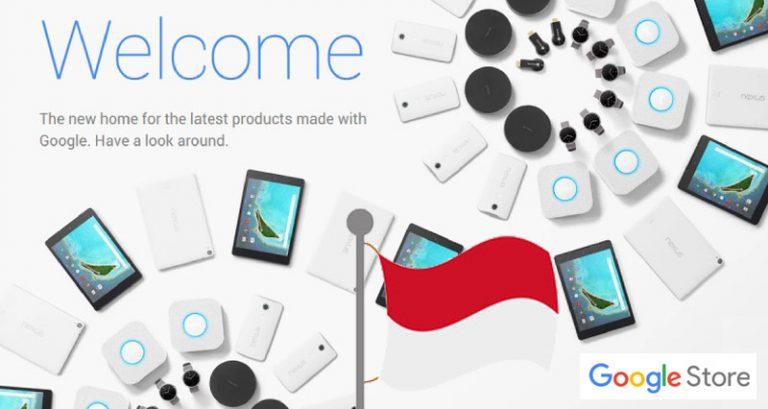 Hadir di Indonesia, Google Store Baru Jual Chromecast. Pixel 2 Kapan?