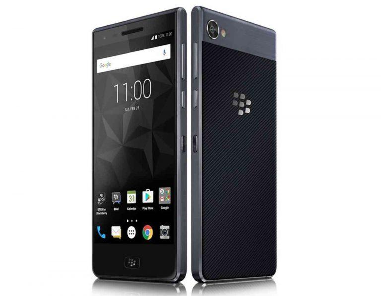 Rilis di Kawasan Timur Tengah, BlackBerry Motion Jadi Smartphone Android Andalan TCL di Segmen Mid-Range
