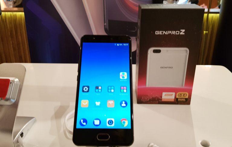 Dijual di Lazada, Genpro Luncurkan Smartphone Kamera Ganda Di Bawah Rp 2 Juta