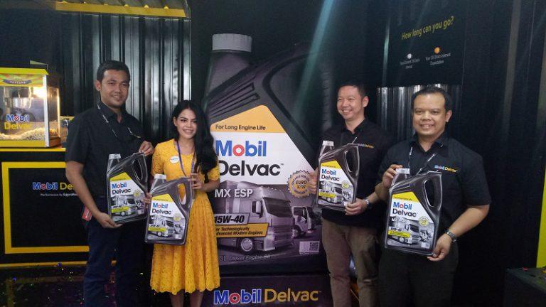 ExxonMobil Luncurkan Mobil Delvac MX ESP 15W-40, Pelumas untuk Bus dan Truk