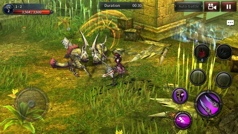 Review Shadow Blood: Game Action yang Mudah Dikuasai