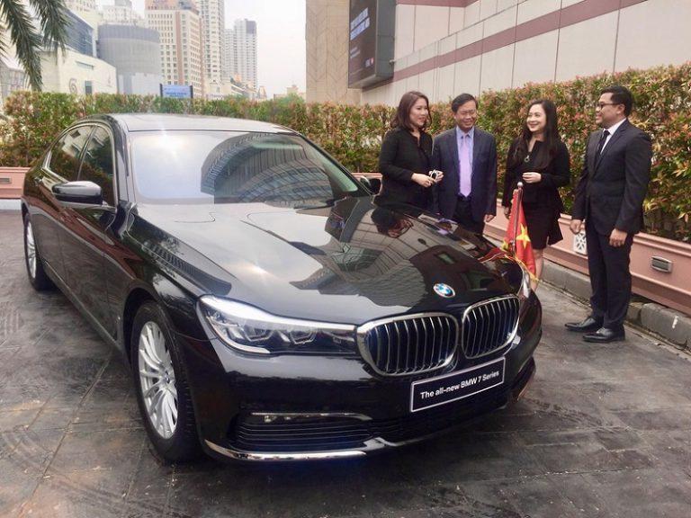 """BMW Group Indonesia Gulirkan Program Layanan Khusus Bertajuk """"BMW Diplomatic Services"""""""