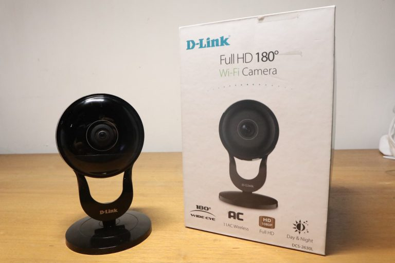 Review D-Link DCS 2630L: Wi-Fi Camera 24 Jam dengan Pengaturan yang Mudah