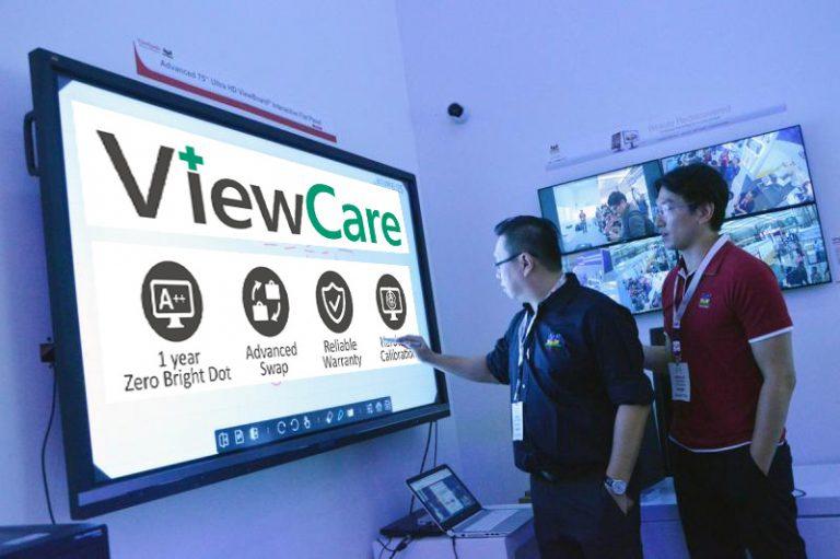ViewSonic Hadirkan Layanan ViewCare untuk Monitor Profesional VP68