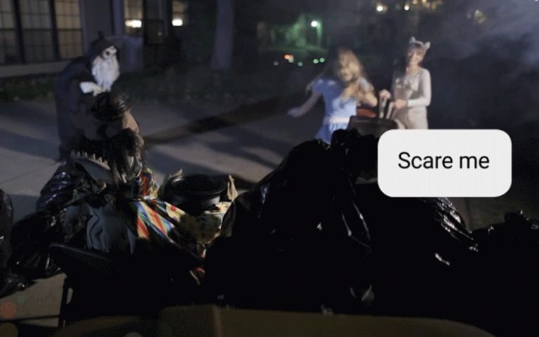 "Sambut Halloween, ""Google Assistant"" Siapkan Suara-suara Menakutkan"