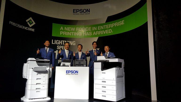 17 Tahun Epson Indonesia, 17 Produk Diluncurkan Saat Jelang Akhir Tahun