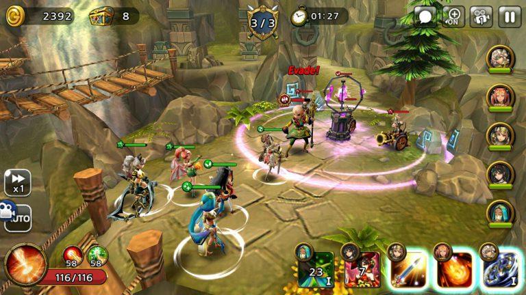 Review Guardian Soul: Meramu Hero RPG dan Strategi