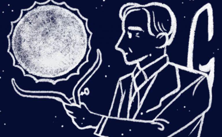 Hari ini, Google Doodle Merayakan Ilmuwan yang Menerangkan Bagaimana Bintang-bintang Mati