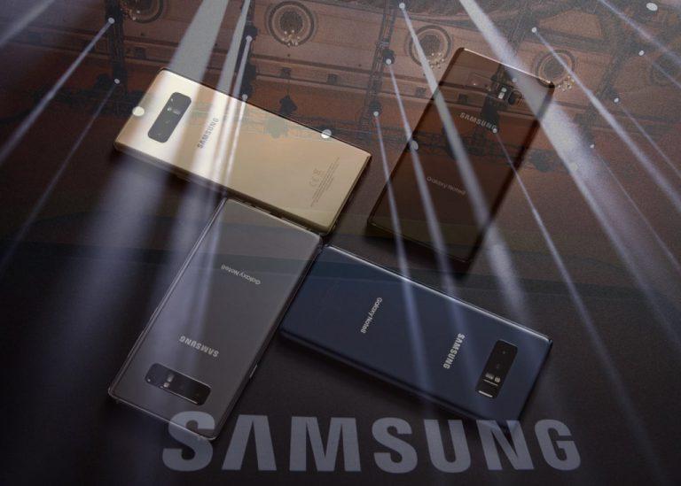 Dikangenin Karena Absen Tahun Lalu, Galaxy Note 8 Laris Manis Terjual 10 Ribu Unit per Hari
