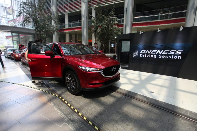 Eurokars Gelar 'Mazda Power Drive', Beri Kesempatan Konsumen Cicipi Seluruh Line Up Mazda