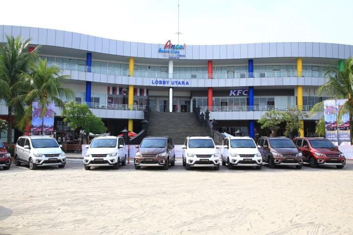 Bertempat di Ancol Beach City, Wuling Adakan Family Gathering Day