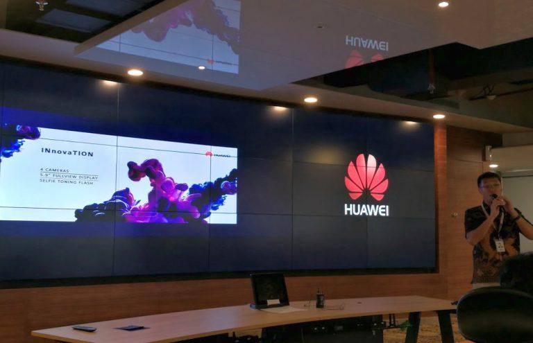 Siap-Siap! Smartphone Mid-Range Huawei Nova dengan Empat Kamera akan Hadir di Indonesia