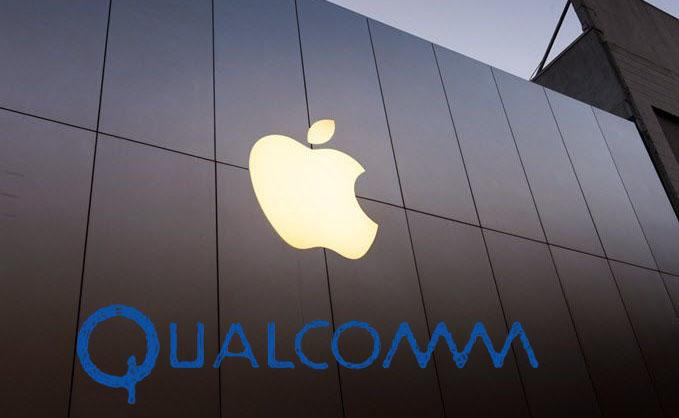 Perseteruan Qualcomm vs Apple Soal Paten Berakhir Damai