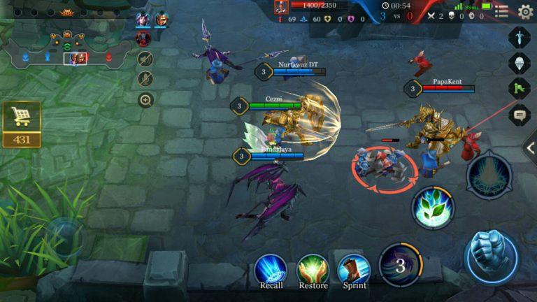 Review Arena of Valor (AOV): Hanya Untuk Gamer Berjiwa Kompetitif