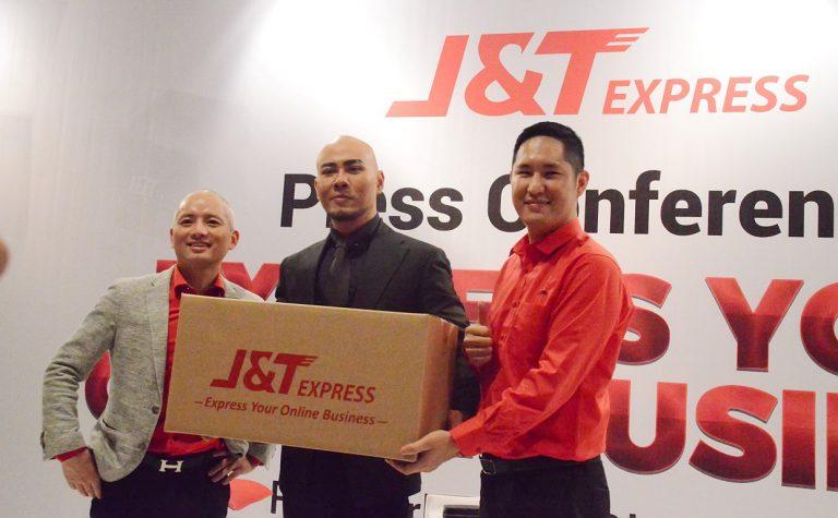 """""""Express Your Online Business"""", Ini Slogan Baru J&T dengan Dukungan Sistem IT Terkini"""