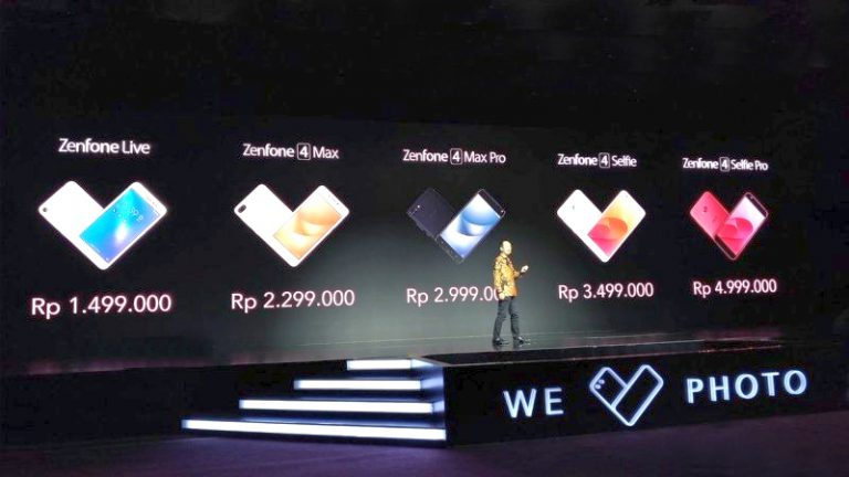 Menakar Strategi Asus dengan Zenfone 4 Series di Pasar Tanah Air