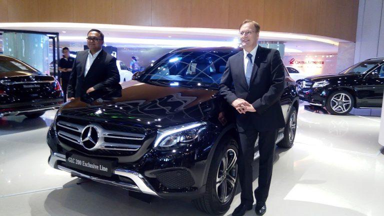 Mercedes-Benz STAR EXPO 2017 Hadirkan 32 Mobil Terbaru