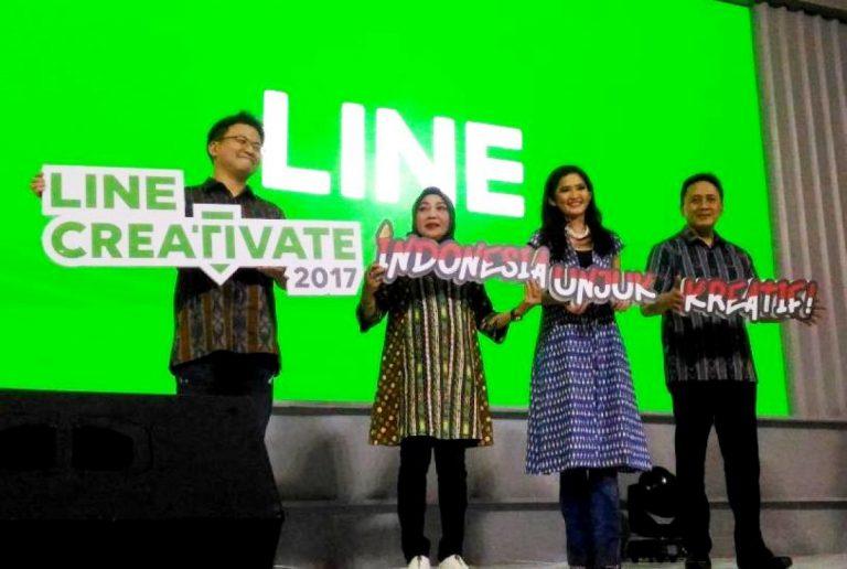Sambut Sumpah Pemuda, LINE Creativate 2017 Berhasil Kumpulkan 17 Ribu Karya Kreatif Anak Bangsa