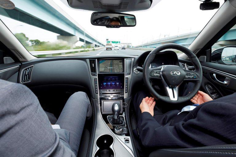 Nissan baru Saja Uji Prototipe Teknologi Driverless di Jalan Umum Tokyo