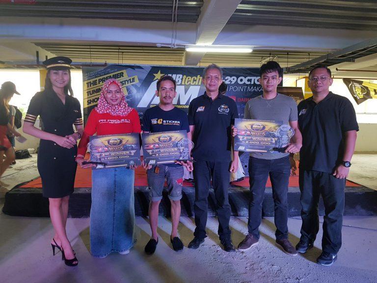 Ini Dia Pemenang MBtech Awards IAM MBtech Makassar 2017