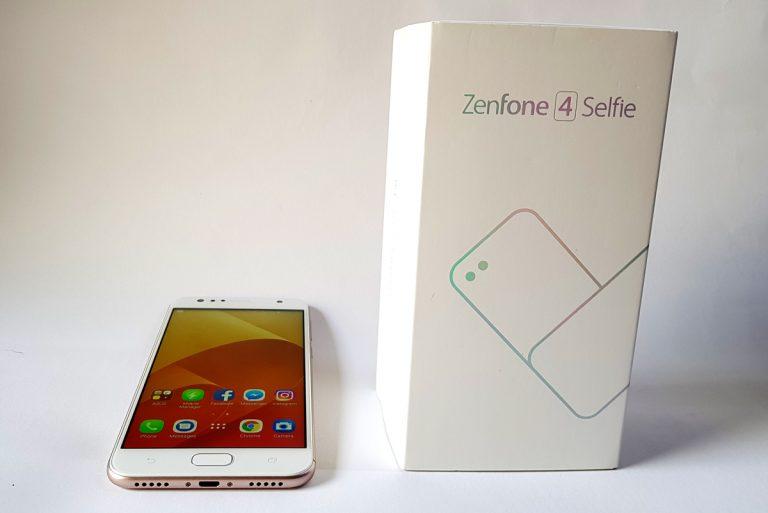 Review Asus Zenfone 4 Selfie: Bikin Aktivitas Selfie Penuh Percaya Diri